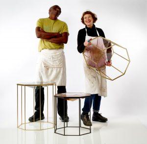 Don McCollin and Maureen Bryan form McCollin Bryan design duo