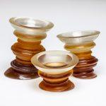 Set 3 Apollo Resin Bowls