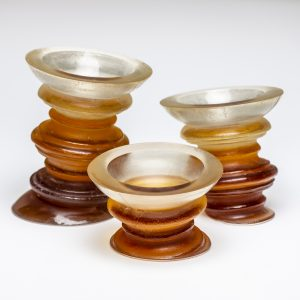 Set 3 Apollo Resin Bowls