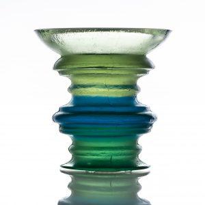 Mccollin Bryan Artemis Blue Green Bowl